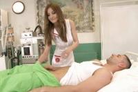 Massaggiatrice ingorda chiavata nel culo stretto
